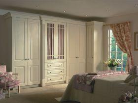 Prague Ivory Bedroom 1